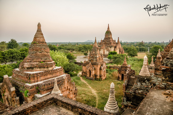 Stunning, stunning Bagan, captured by my talented husband Mahesh!