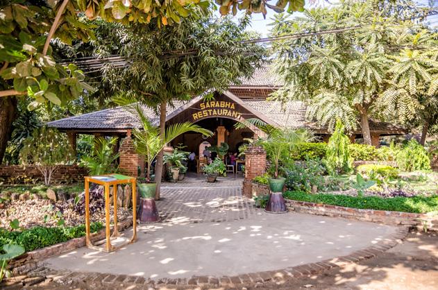 Sarabha Restaurant, Bagan