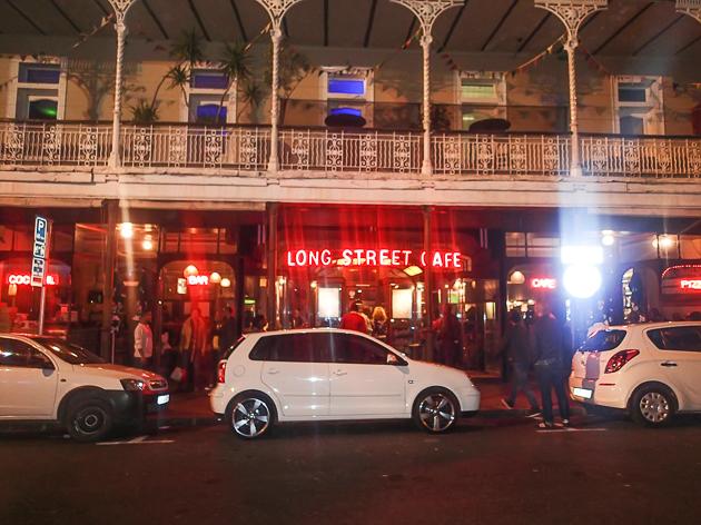 Long Street, Cape Town