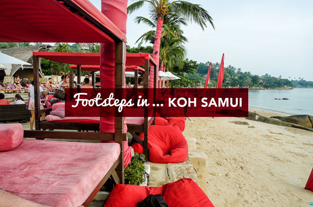 Footsteps in…Koh Samui