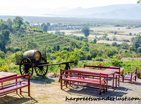 The Red Mountain Wine Estate