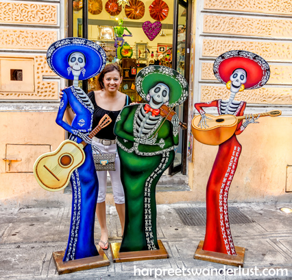 Colourful and quirky in the heart of Merida!