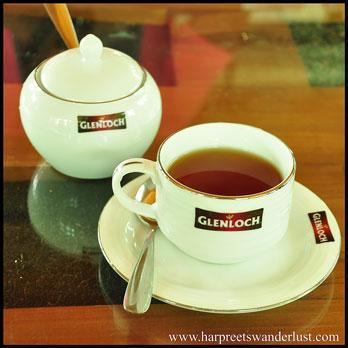 A delicious cuppa tea!