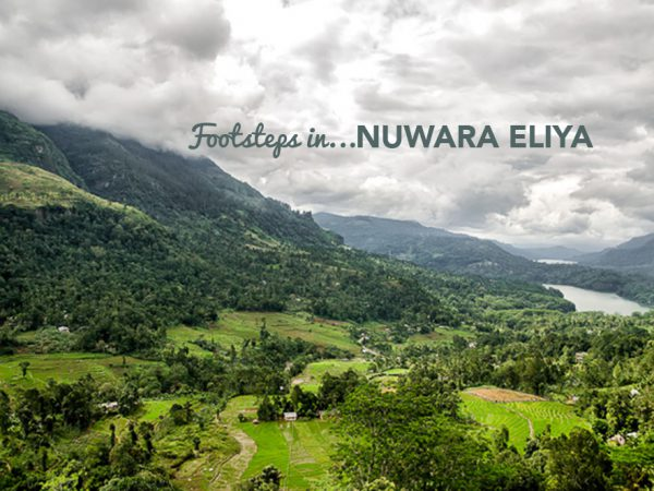 Footsteps in…Nuwara Eliya