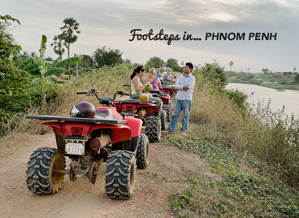 Footsteps in… Phnom Penh