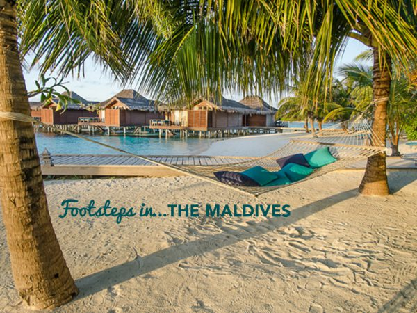 Footsteps in…The Maldives