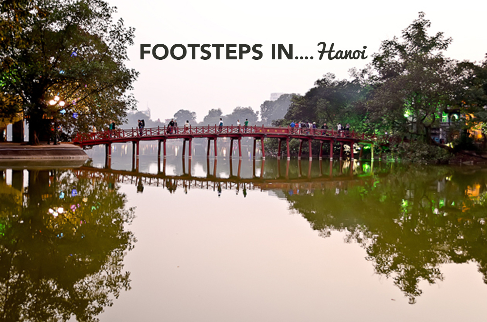 Footsteps in…Hanoi