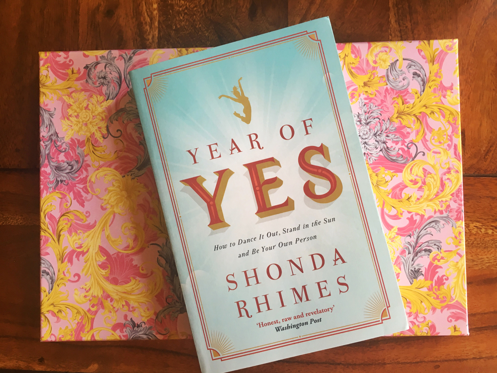 Maybe this is the year of yes?