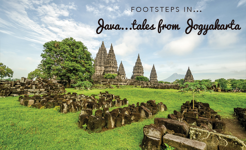 Footsteps in Java…tales from Jogyakarta