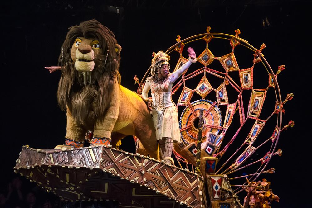 Simba and The Circle of Life!
