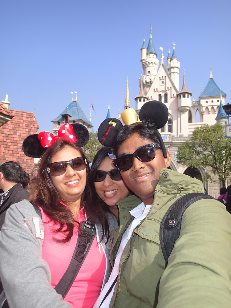Now in true Disneymode!
