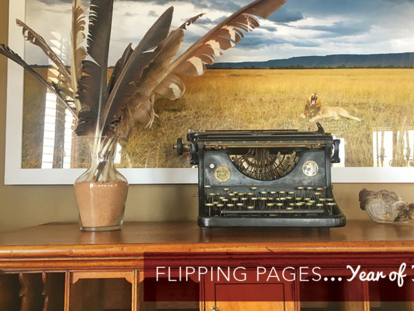 Flipping-Pages: Year of Yes