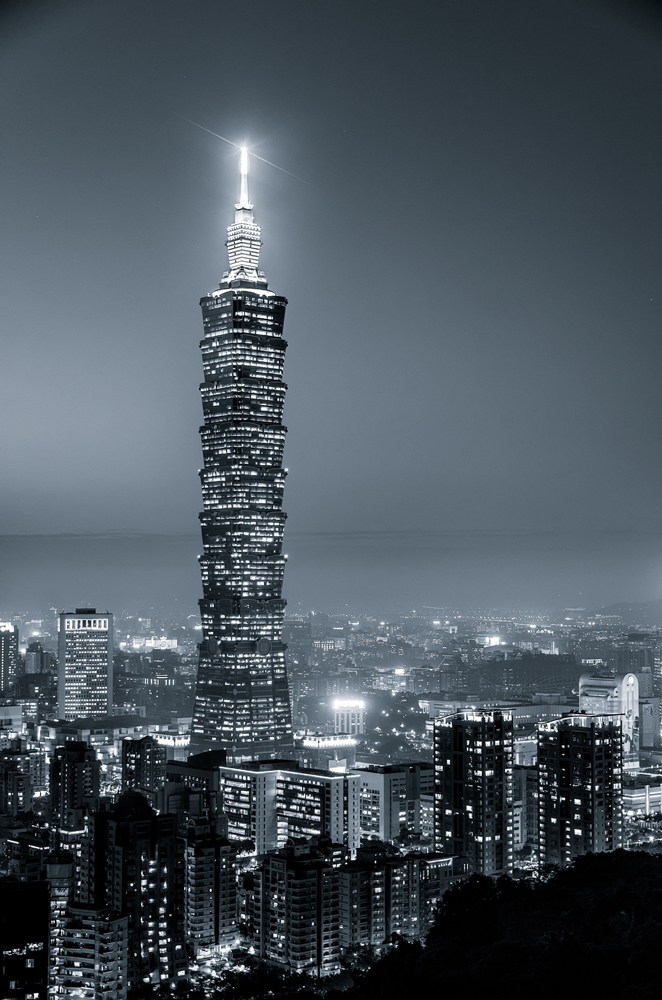The jewel in the crown of Taipei's skyline