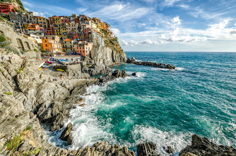 Manarola - the place that attracted me to the Cinque Terre