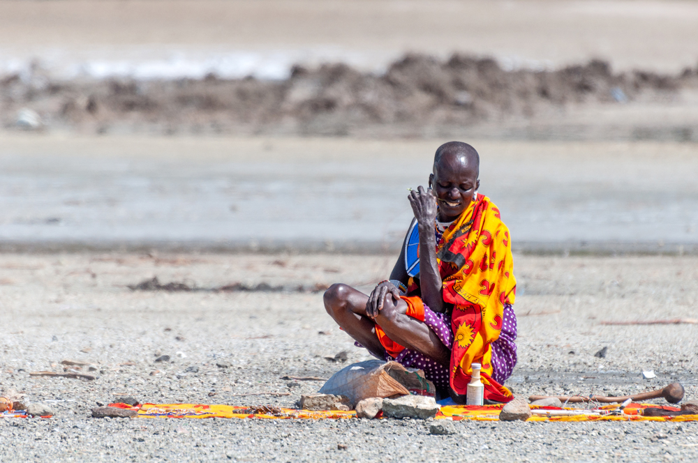 The Masai of Olkiramatian