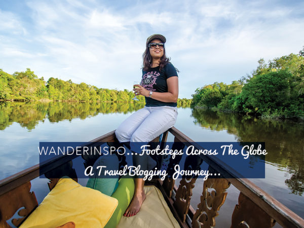 Footsteps Across The Globe: A Travel Blogging Journey