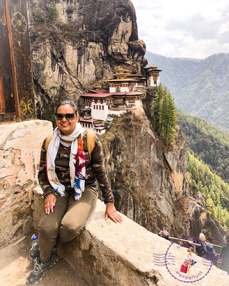 Taktsang (Tigers Nest) Monastery, Bhutan