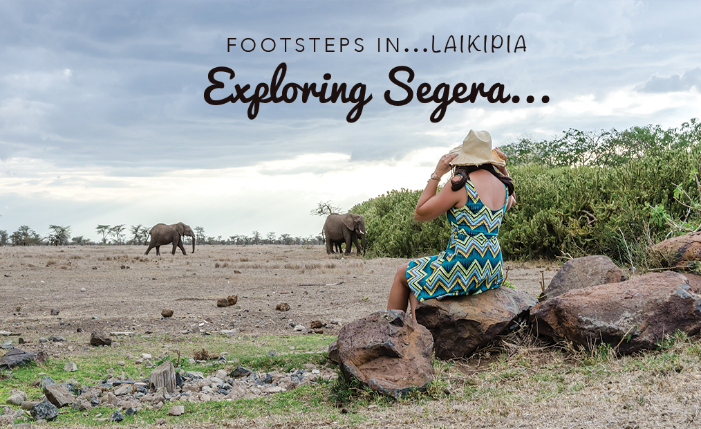 Footsteps in Laikipia…Exploring Segera